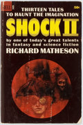Books:Horror & Supernatural, Richard Matheson. SIGNED. Shock II. Dell, [1964]. PBO. Firstedition, first printing. Signed by Matheson on title ...