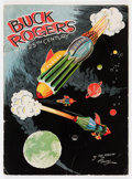 Platinum Age (1897-1937):Miscellaneous, Buck Rogers in the 25th Century #370A (without envelope) (KelloggCompany, 1933) Condition: VG-....