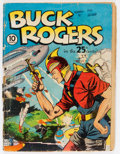 Golden Age (1938-1955):Science Fiction, Buck Rogers #1 (Eastern Color, 1940) Condition: FR....