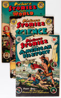 Golden Age (1938-1955):Miscellaneous, EC Comics Group (EC, 1950s) Condition: Average GD/VG.... (Total: 12 Comic Books)