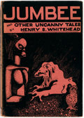 Books:Horror & Supernatural, Henry S. Whitehead. Jumbee and Other Uncanny Tales. Arkham House, 1944. First Arkham edition. Publisher's origin...