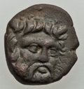 Ancients:Greek, Ancients: MOESIA. Istrus. Late 4th century BC. Æ 12mm (2.04 gm)....