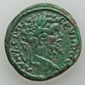 Ancients:Roman Provincial , Ancients: MOESIA INFERIOR. Nicopolis ad Istrum. Septimius Severus(AD 193-211). Æ 27mm (13.52 gm)....