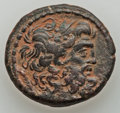 Ancients:Roman Provincial , Ancients: SYRIA. Seleucis ad Pieria. Antioch. 1st century BC. Lotof two (2) Æ coins.... (Total: 2 coins)