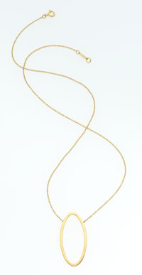 Gold Necklace, Tiffany & Co