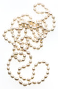 Estate Jewelry:Pearls, Cultured Pearl Necklace. ...