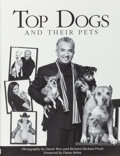 Movie/TV Memorabilia:Autographs and Signed Items, TOP DOGS AND THEIR PETS Signed by Book's Creator andPhotographer David Woo ...