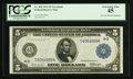 Fr. 856 $5 1914 Federal Reserve Note PCGS Extremely Fine 45