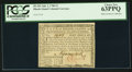 Colonial Notes:Rhode Island, Rhode Island July 2, 1780 $1 PCGS Choice New 63PPQ.. ...