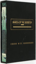 Books:Science Fiction & Fantasy, Edgar Rice Burroughs. SIGNED/LIMITED. Marcia of the Doorstep. Donald M. Grant Publishers, 1999. First edition ...