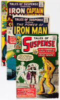 Silver Age (1956-1969):Superhero, Tales of Suspense Group (Marvel, 1963-65) Condition: Average VG-.... (Total: 6 Comic Books)