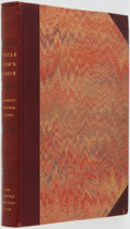 Books:Fine Bindings & Library Sets, [Limited Editions Club]. [Miguel Covarrubias, Illustrator.] Harriet Beecher Stowe. Uncle Tom's Cabin. New York: Limi...