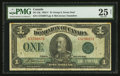 Canadian Currency: , DC-25j 1923 $1. ...