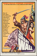 "Movie Posters:Adventure, The Great Wall (Magna, 1965). One Sheet (27"" X 41""). Adventure....."