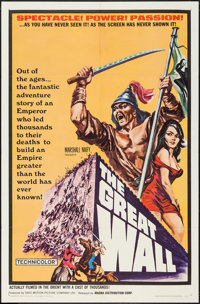 "The Great Wall (Magna, 1965). One Sheet (27"" X 41""). Adventure"
