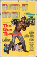 "Movie Posters:Adventure, The Gun Runners (United Artists, 1958). One Sheet (27"" X 41"").Adventure.. ..."