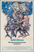 "Movie Posters:War, Kelly's Heroes (MGM, 1970). One Sheet (27"" X 41"") Style A. War.. ..."