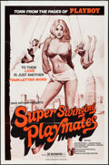 "Movie Posters:Sexploitation, Inside Amy (Marden, 1976). One Sheet (27"" X 41"") Alternate Title:Super Swinging Playmates. Sexploitation.. ..."