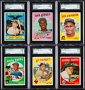 Baseball Cards:Sets, 1959 Topps Baseball Complete Set (572). ...