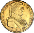 Chile, Chile: Ferdinand VII gold 8 Escudos 1810 So-FJ,...