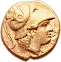 Ancients:Greek, Ancients: MACEDONIAN KINGDOM. Philip III Arrhidaeus (323-317 BC).AV stater (18mm, 8.56 gm, 1h)....