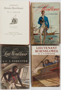 Books:Literature 1900-up, C.S. Forester. Lot of Four Books. New York: Little Brown. Mr.Midshipman is a first edition. Others are book club or reprint...(Total: 4 Items)