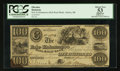 Obsoletes By State:Michigan, Adrian, MI- The Erie and Kalamazoo Rail Road Bank $100 June 4, 1862 G44a Lee ADR-3-58. ...