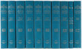 Books:Books about Books, The Collected Catalogs of Dr. A.S.W. Rosenbach1904-1951. New York: Arno Press in cooperation with McGrawHill, 1967... (Total: 10 Items)