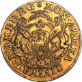 German States:Hamburg, German States: Hamburg. Free City gold 2 Ducats 1674-HL,...