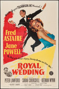 """Movie Posters:Musical, Royal Wedding (MGM, 1951). One Sheet (27"""" X 41""""). Musical.. ..."""