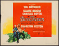 "Movie Posters:Adventure, The Buccaneer (Paramount, 1958). Half Sheet (22"" X 28"") Style A.Adventure.. ..."