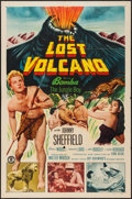 "Movie Posters:Adventure, The Lost Volcano (Monogram, 1950). One Sheet (27"" X 41"").Adventure.. ..."