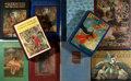 Books:Children's Books, Group of Ten Anthologies of Children's Literature. Variouspublishers and dates. All in publisher's bindings, one in dustja... (Total: 10 Items)