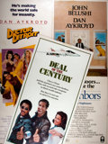 Miscellaneous:Movie Posters, [Movie Posters]. [Chevy Chase, Dan Aykroyd, and others]. ThreeOriginal Insert Movie Posters from 1980s Comedies. Measuring ...