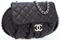 Luxury Accessories:Accessories, Chanel Quilted Chain Around Crossbody Bag. ...