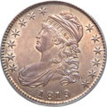 Bust Half Dollars, 1819/8 50C Small 9 MS62 PCGS. O-101, R.1....