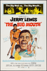 """The Big Mouth (Columbia, 1967). One Sheet (27"""" X 41"""") & Color Photos (8) (8"""" X 10""""). Comedy..."""