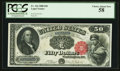 Large Size:Legal Tender Notes, Fr. 164 $50 1880 Legal Tender PCGS Choice About New 58.. ...
