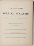 Books:Art & Architecture, [William Hogarth]. The Complete Works of William Hogarth in a Series of One Hundred and Fifty Steel Engravings. ...