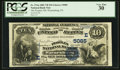 National Bank Notes:Pennsylvania, Waynesburg, PA - $10 1882 Value Back Fr. 576a The Peoples NB Ch. #(E)5085. ...