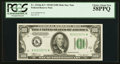 Small Size:Federal Reserve Notes, Fr. 2154-K* $100 1934B Federal Reserve Note. PCGS Choice About New 58PPQ.. ...