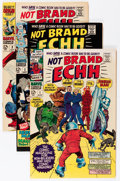 Silver Age (1956-1969):Humor, Not Brand Echh #1-9 and 11 Group (Marvel, 1967-69) Condition: Average VF.... (Total: 22 Comic Books)