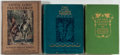 Books:Literature Pre-1900, [Frances Hodgson Burnett]. Three Works by Author Frances H.Burnett. Titles include In the Closed Room, Two LittlePil... (Total: 3 Items)