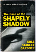 Books:Fiction, Erle Stanley Gardner. INSCRIBED. The Case of the ShapelyShadow. William Morrow & Co., [1960]. First edition. Si...