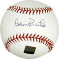 Autographs:Baseballs, Robin Roberts Single Singed Baseball. Elected to the Baseball Hallof Fame in 1976, Roberts led the Philadelphia Phillies t...