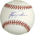Autographs:Baseballs, Fergie Jenkins Single Signed Baseball. Three time All-Star and CyYoung award winner, Fergie Jenkins added his signature to...