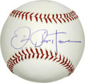 Autographs:Baseballs, Joe Pepitone Single Signed Baseball. Best known as a New YorkYankee, Pepitone was a three-time All-Star and three-time Gol...