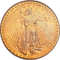 Saint-Gaudens Double Eagles, 1926-D $20 MS62 PCGS. CAC....