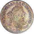 Early Dimes, 1798/97 10C 13 Stars on Reverse MS62 PCGS. CAC. JR-2, R.6....