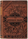 Books:Science Fiction & Fantasy, Jules Verne. The Mysterious Island. Hurst & Co. Publishers, [n.d., circa late 19th century]. Illustrated. Publis...